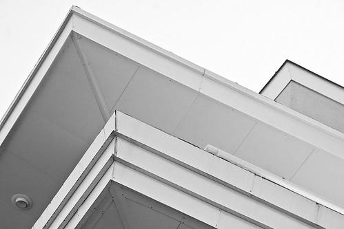 Roof Line Circa 2000.12 by mcreedonmcvean