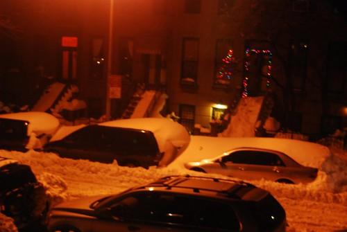 Cars Across The Street