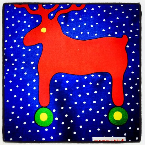 Marimekko Christmas table runner