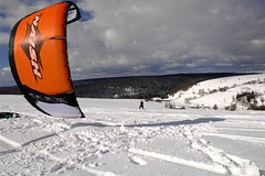 Čas na snowkiting
