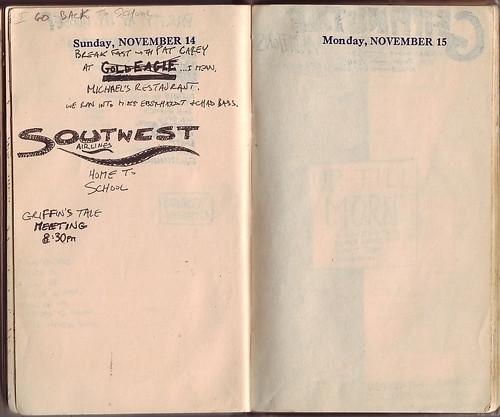 1954: November 14-15