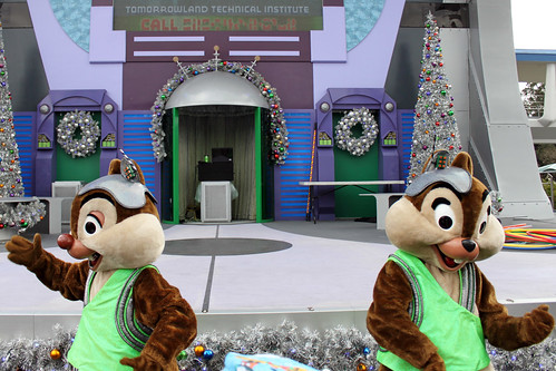 Chip and Dale rock Tomorrowland at Club 626!