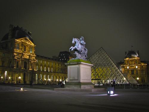 Musee De Louvre. 130/365 - Musee de Louvre