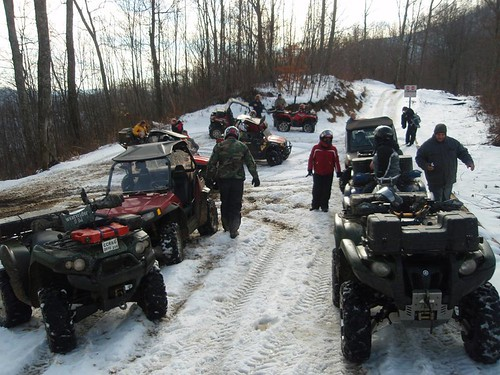 Quadcrew Riders New years Ride 5317342484_d0b65016b3