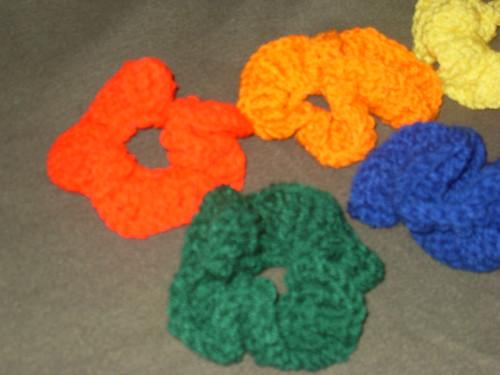 rainbow scrunchies (17)