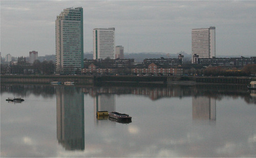 Reflections in the Thames - 2