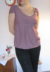 Burda WOF 109-03-2008 Blouse.