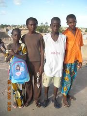 Enfants parrainnés en 2010