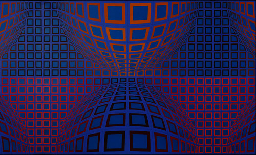 "Victor Vasarely • <a style=""font-size:0.8em;"" href=""http://www.flickr.com/photos/30735181@N00/5324117738/"" target=""_blank"">View on Flickr</a>"