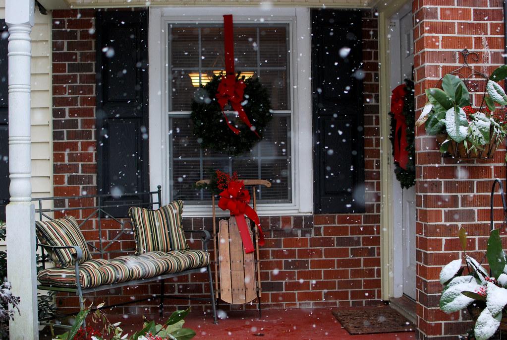mums porch