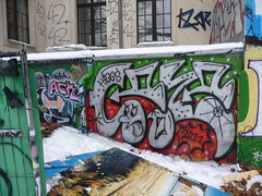 Black Sheep Silvester Graffiti