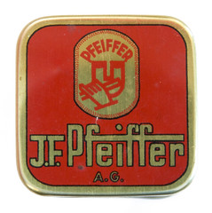 Farbbanddose Pfeiffer