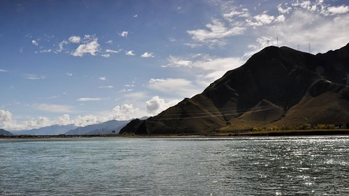 Lasa River - 仙足岛