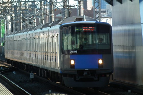 電車・望遠