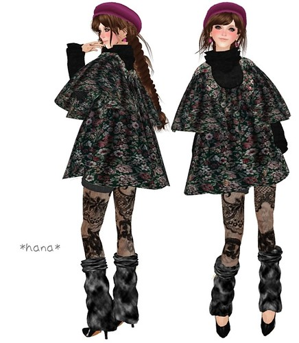 **sen*2**UnisexSweater_Black(WinterGift)