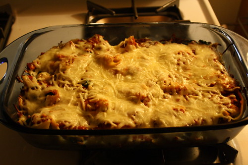 Baked Stuffed Shells from Clean Food