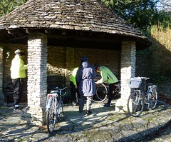 Puncture no 2 at Poynings