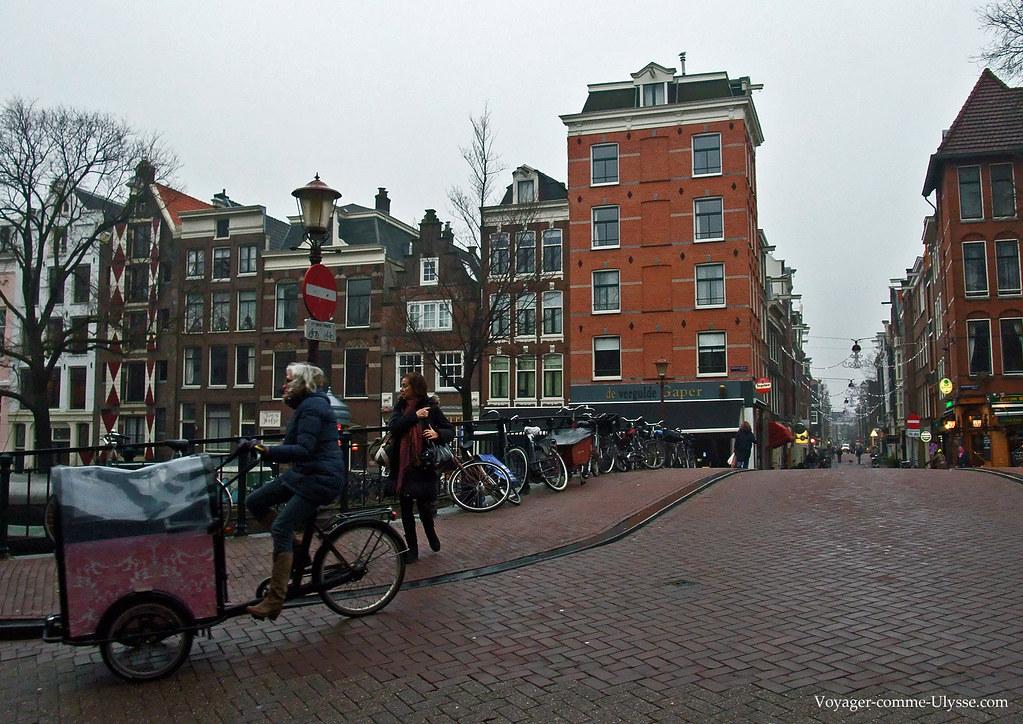 Tous les modèles de vélo sont présents dans la ville