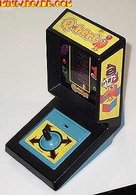 q-bert-mini-arcade-table-top-game-coleco-parker-bros_170577693201