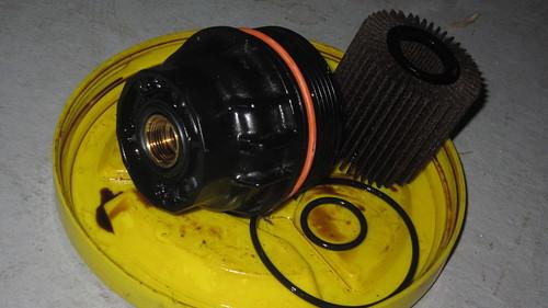 Oil Filter 2010 Camry