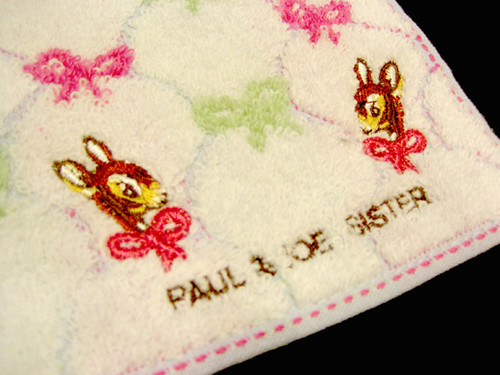 Bambi hand towels from Paul & Joe Sister