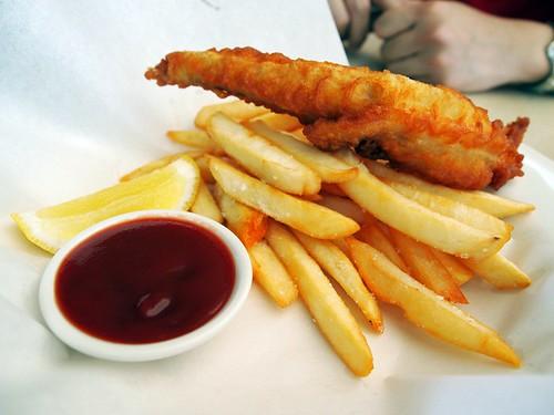Fish&chips@Berardo's