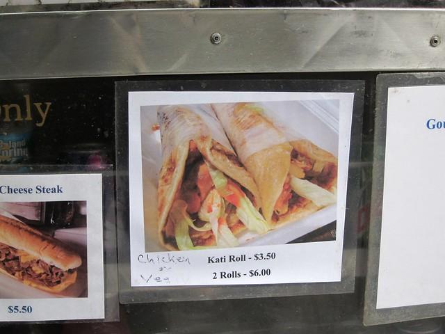 Kwik Meal Kati Rolls