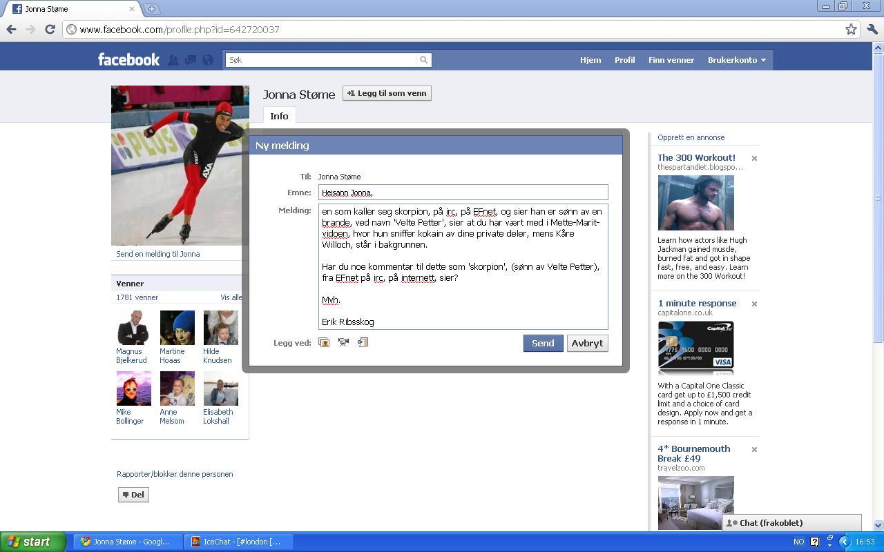 facebook jonna støme