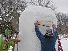 swedish snow saw