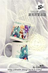 VocaloidFanArt:馬克杯預購(MUG Pre-Order)實體照