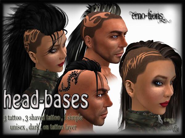 HEAD-BASES
