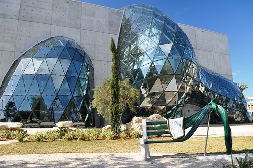 Scolded by Dali Museum Security