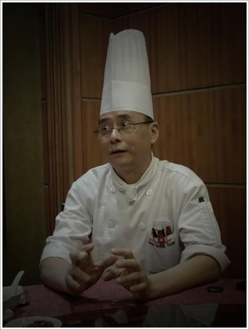 Master Chef Wong Wing Yeuk