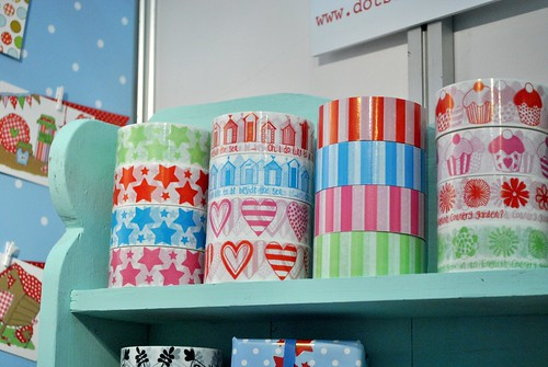 Dots and Spots decorative tape
