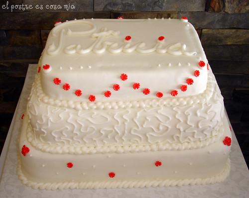 Tarta blanca 2
