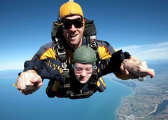 Skydive, NZ (C) 2010