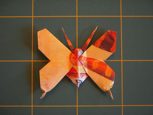 Origami #13: Butterfly