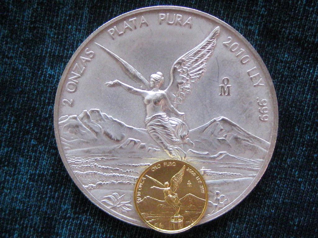 Fantasía Libertad 023 Gold & Silver