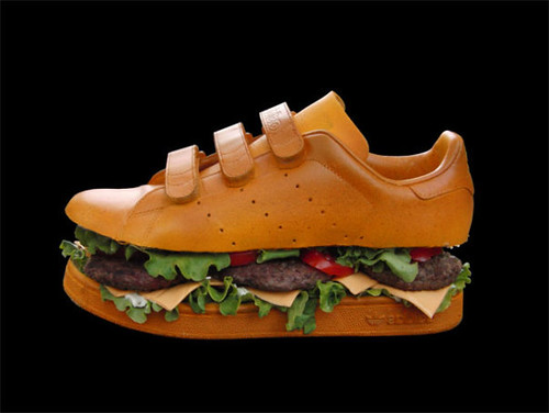 Adidas Stan Smith Cheeseburger