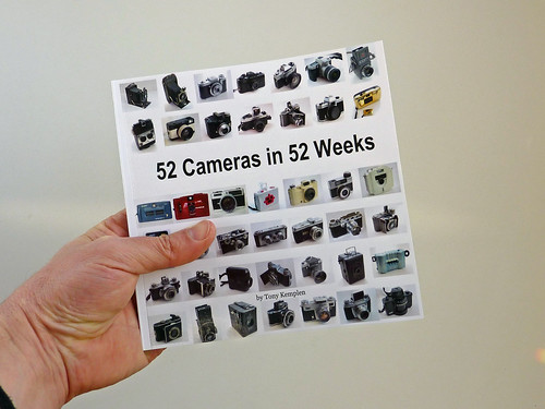 The Book of 52 cameras in 52 weeks
