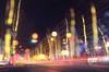 the co-starring of light 2 (y2-hiro) Tags: city light japan night nikon exposure bokeh multiple osaka rays 2470mm d3s