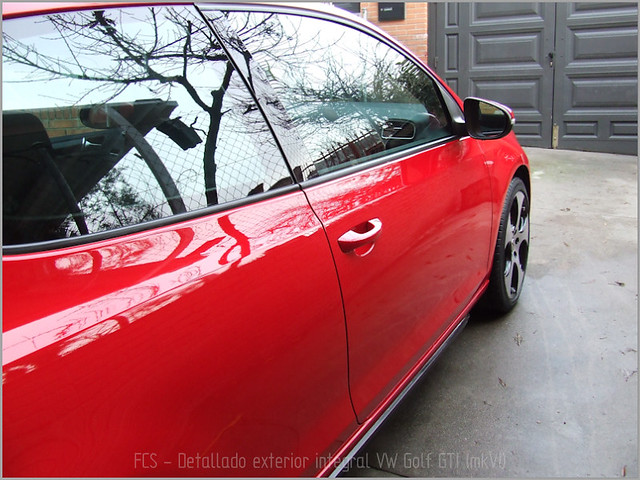 Detallado exterior VW Golf GTI mkVI-68