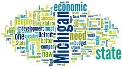 Michigan, the economic need state