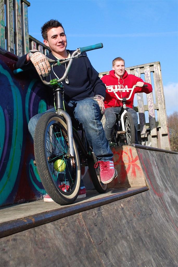 BMX boys Brighton 19/365
