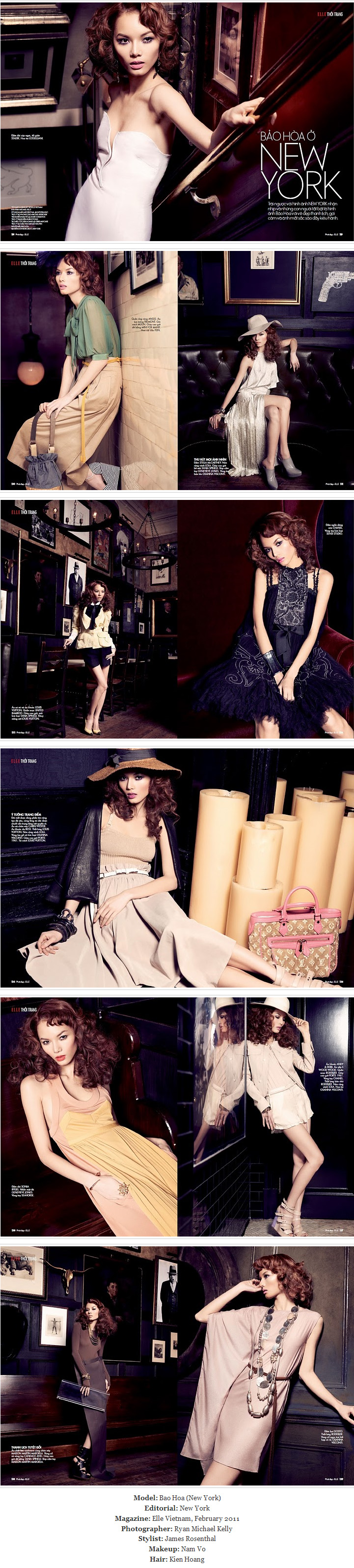 Asian Models- Bao Hoa in Editorial for Elle Vietnam, February 2011_1295706882608