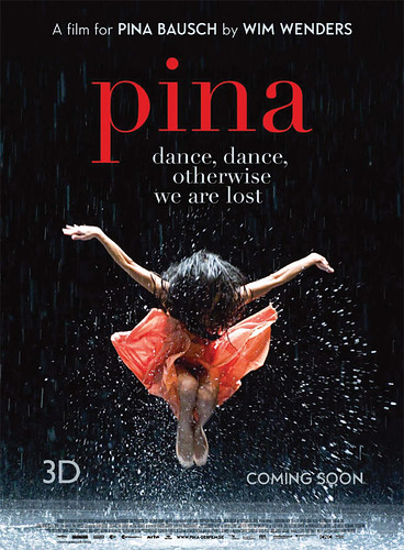 pina - dance, dance, otherwise we are lost