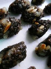 croquetitas de morcilla