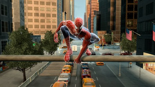 03 teaser trailer del juego de spiderman 3