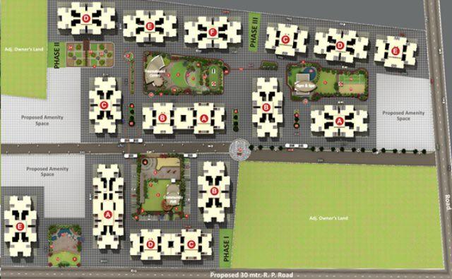 Neo City Wagholi Pune (www.neocity.info) Layout