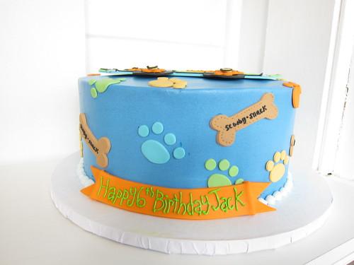 Superb Scooby Doo Birthday Cake A Photo On Flickriver Funny Birthday Cards Online Alyptdamsfinfo